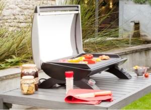 Barbecue e-grill visuel