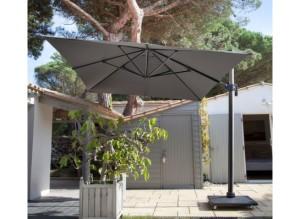 parasol déporté 3x4