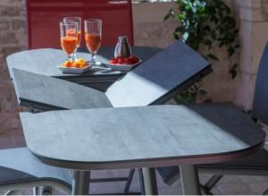 Ensemble table paradisio 2