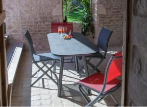 Ensemble table paradisio