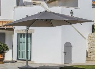 parasol déporté visuel