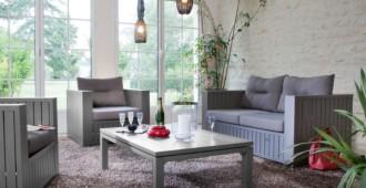 salon lounge visuel