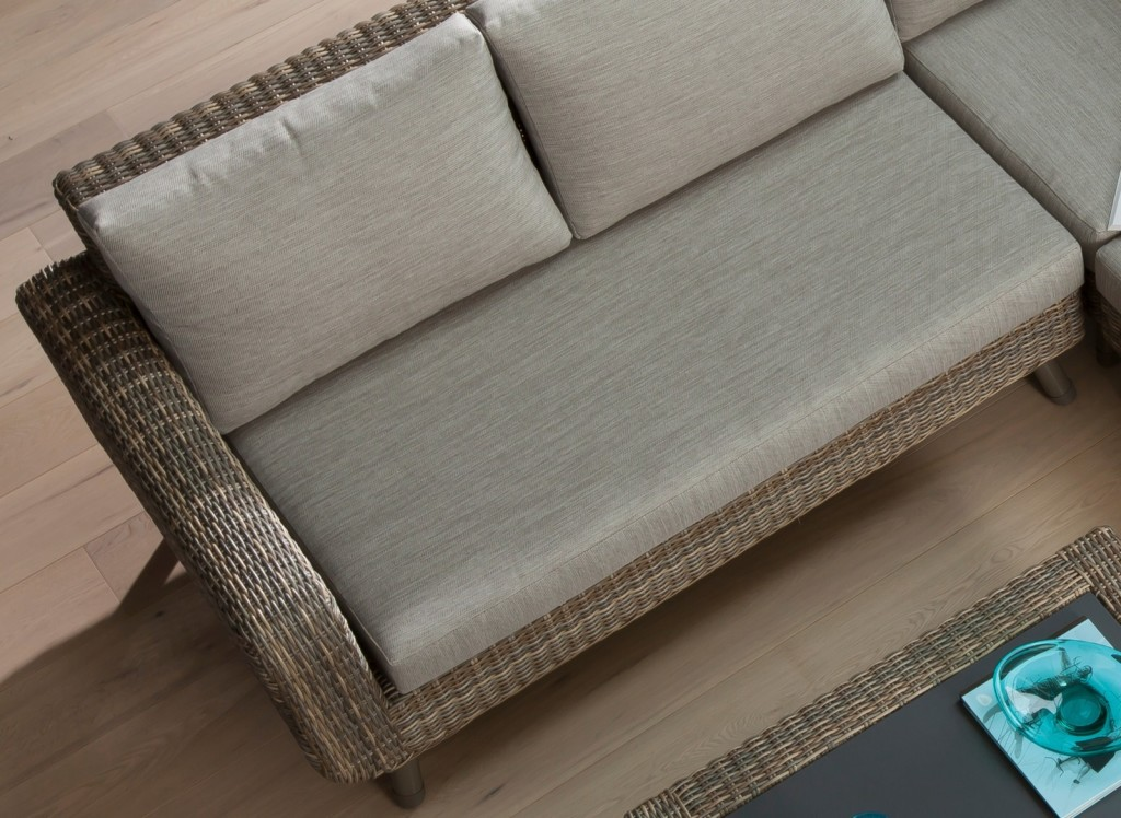 Les couleurs tendances du mobilier de jardin résines tressée
