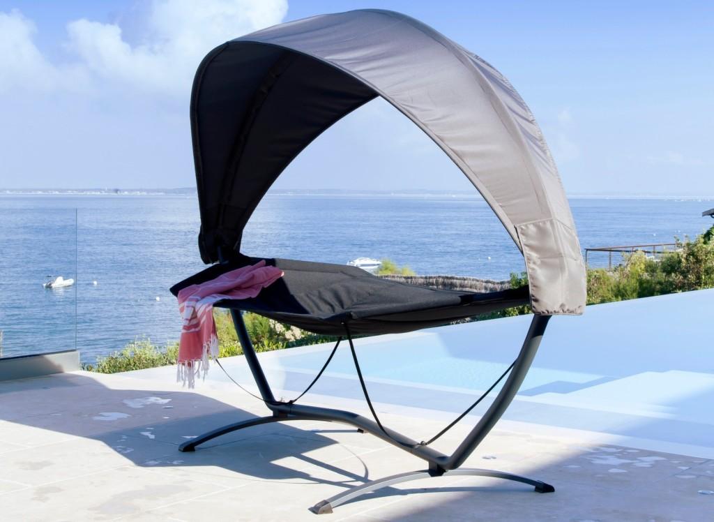 Mobilier de jardin pour la sieste hamac serena