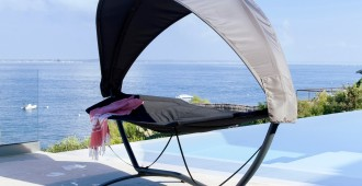 Mobilier de jardin pour la sieste hamac serena visuel