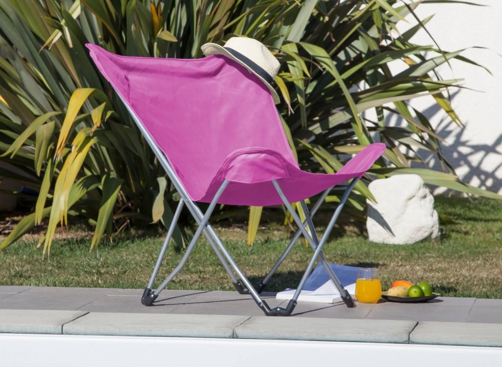 mobilier pour le camping fauteuil Aponi
