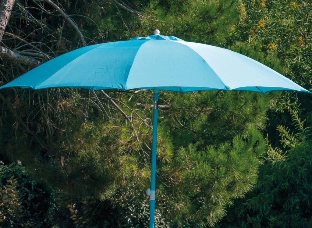 mobilier pour le camping parasol droit 270