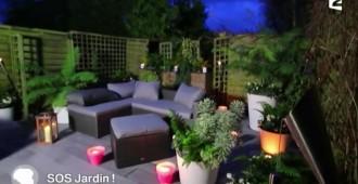 notre mobilier de jardin à la télévision à la une