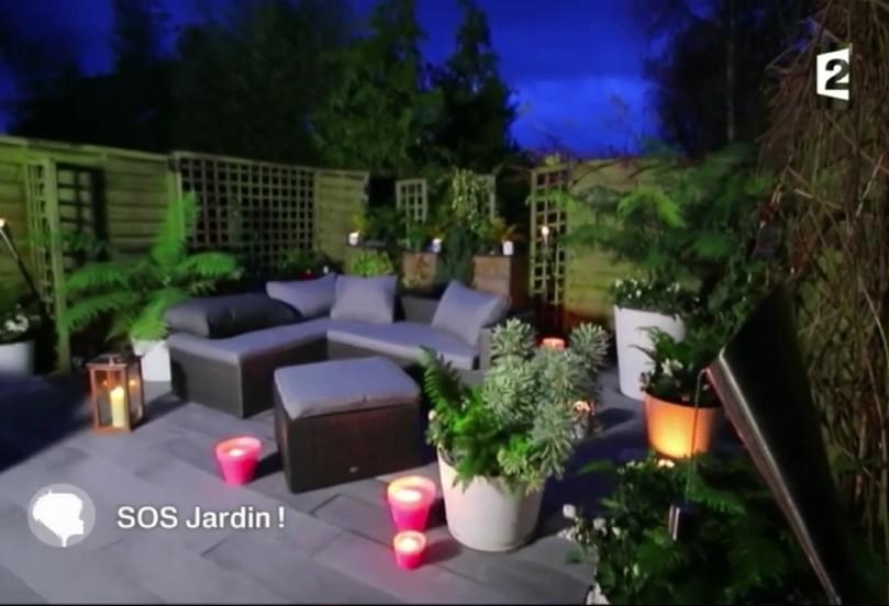 Notre mobilier de jardin la t l vision nouveau d fi - Mobilier de jardin la rochelle ...
