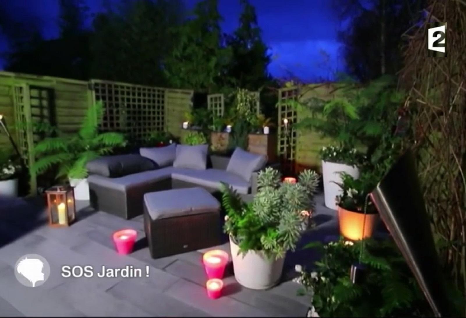 Notre mobilier de jardin la t l vision nouveau d fi le blog - Mobilier de jardin tresse colombes ...