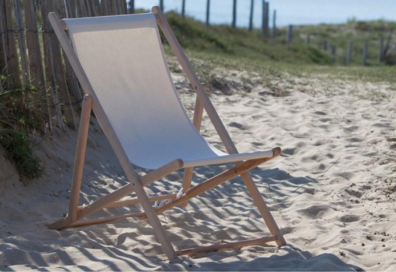 mobilier pour la plage chillienne