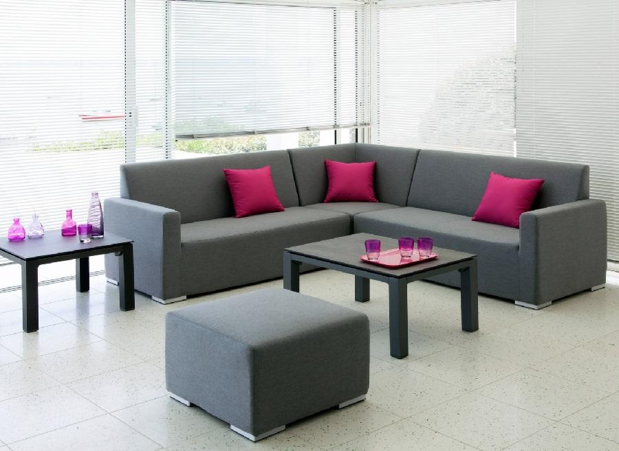 Des qualités des meubles d'extérieur salon de détente mythe