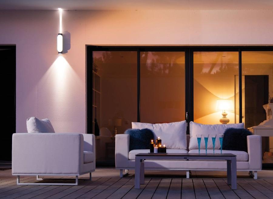 mobilier de jardin pratique et confortable canapé 3 places égio