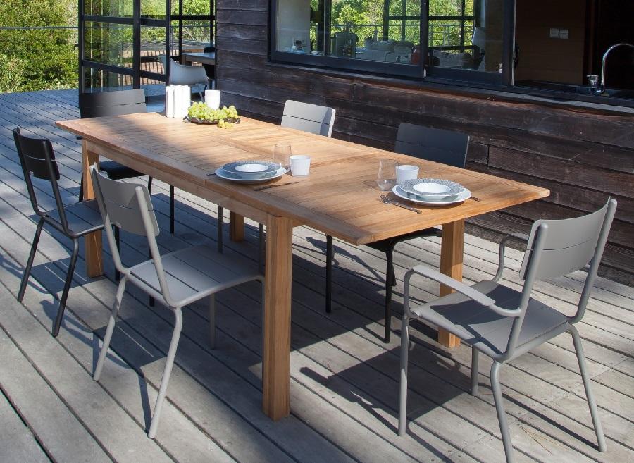 des meubles design Table Madagascar chaise école Proloisirs