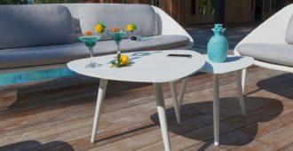 des meubles design canapé phénix fauteuil et table basse Proloisirs