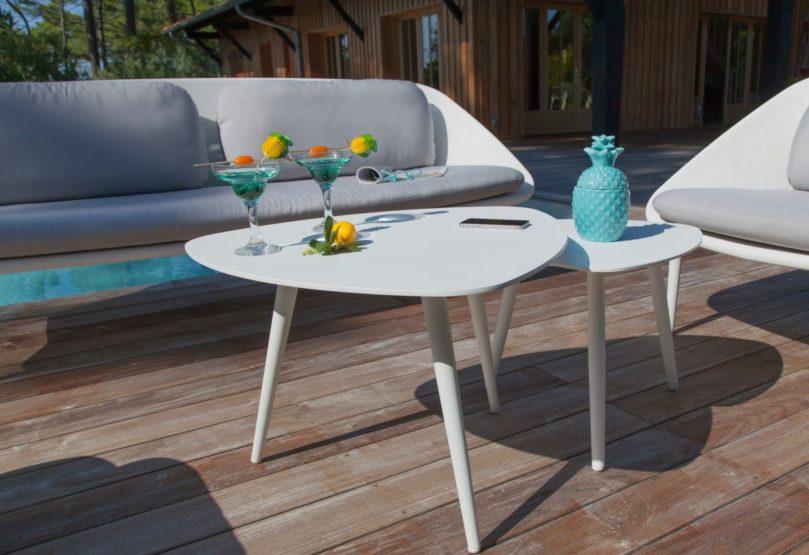 Des meubles design de l\'extérieur vers l\'intérieur - Le blog