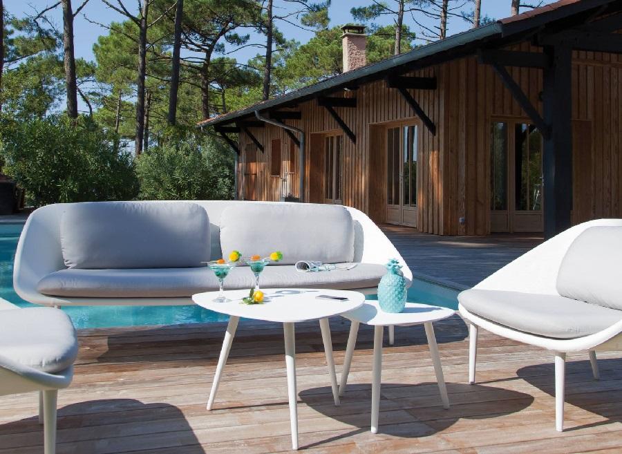 des meubles design canapé phénix fauteuil table basse Proloisirs