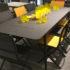 nouveautés 2019 prolosirs Table Dublin chaise Elégance Spoga 2018