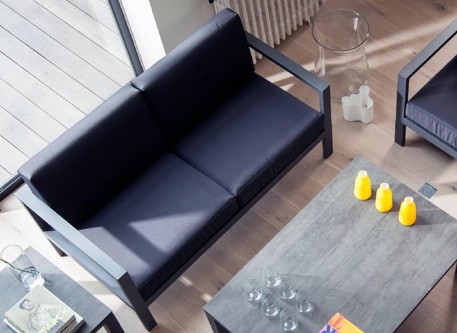 Comment aménager un salon canapé Castille proloisirs