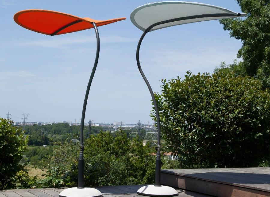 cadeaux de Noël lampe ombrelle parasol butterfly proloisirs
