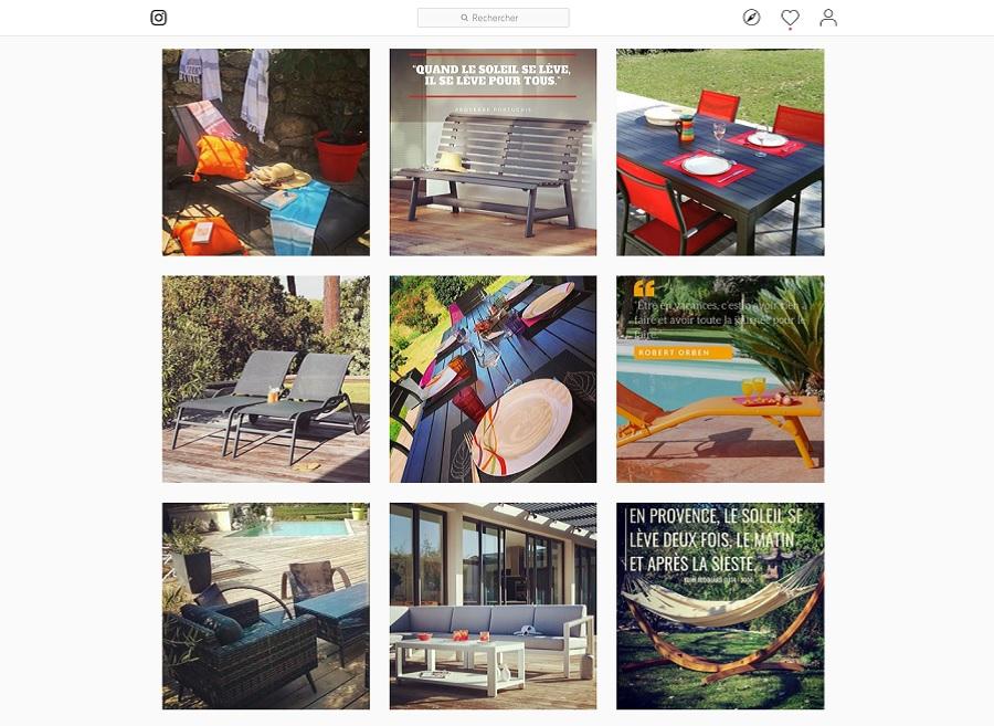 proloisirs en 2018 compte instagram