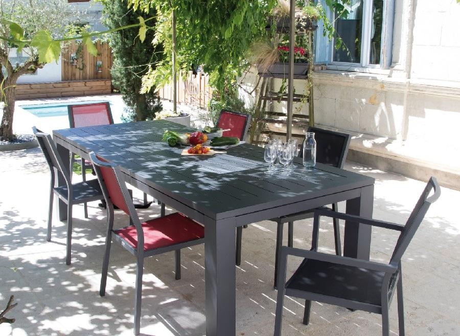 table de repas latino de proloisirs