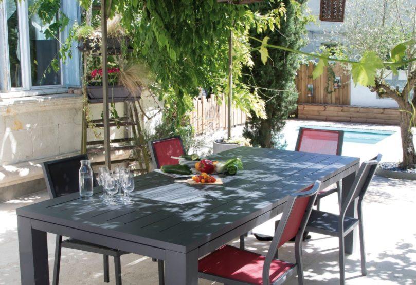 table de repas latino proloisirs