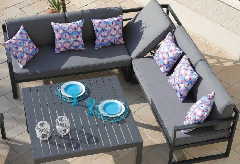 des coussins pour mobilier de jardin Proloisirs