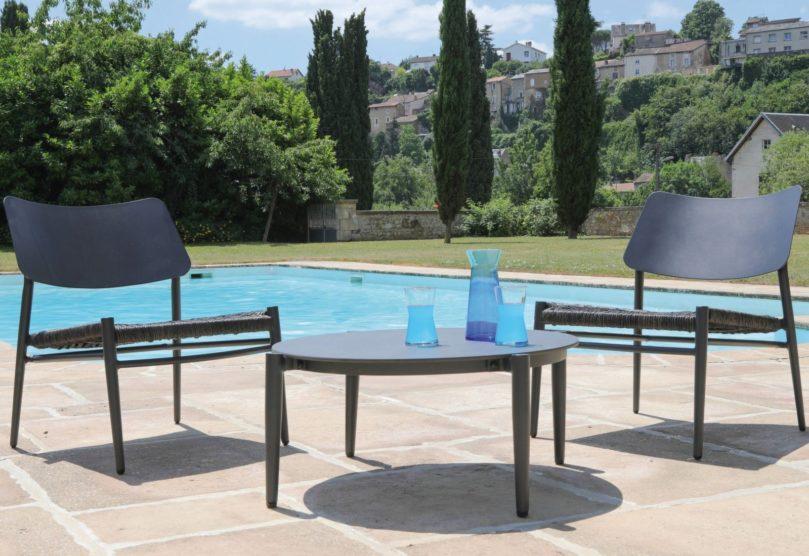 Petit meuble design chaise lounge dublin Proloisirs