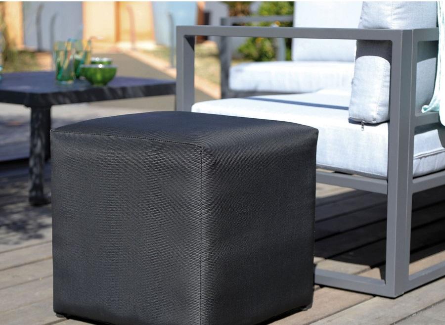 meubles d'extérieur pouf proloisirs