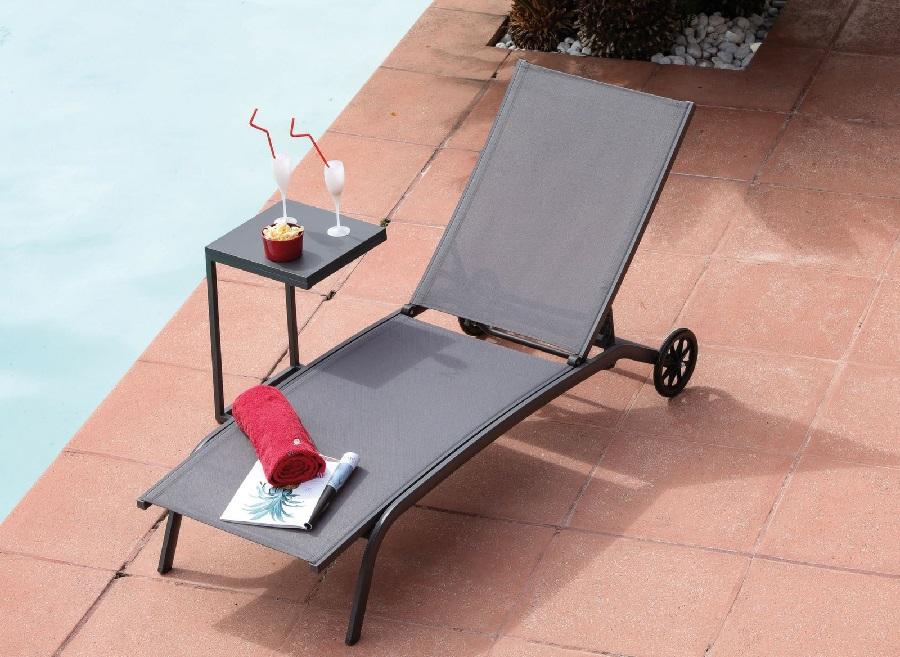 meubles d'extérieur table basse proloisirs