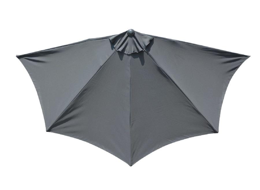 Petit parasol demi Parasol droit proloisirs