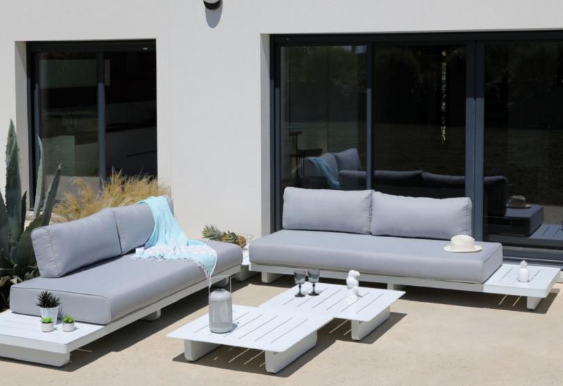 Salon d\'été : trois modèles de mobilier au top - Le blog