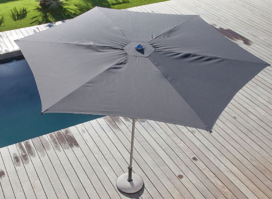 parasol original modèle easy up plat proloisirs