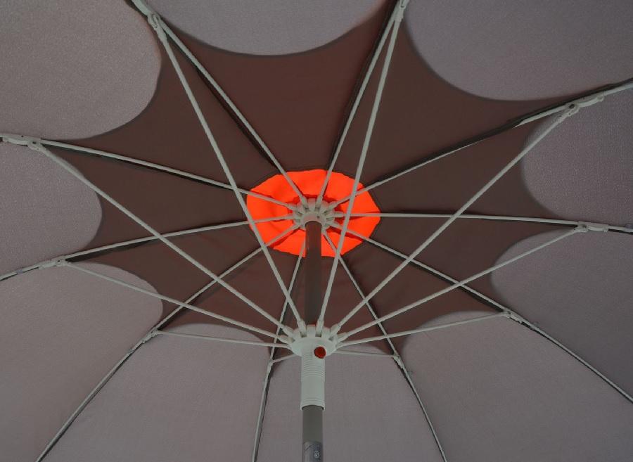 parasol original modèle flower proloisirs
