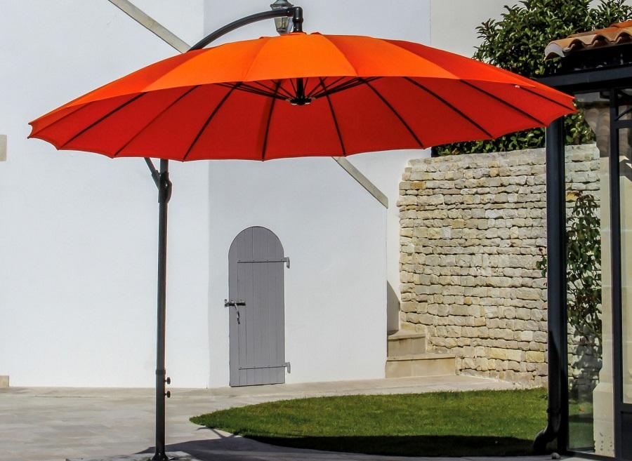 parasol original modèle pagode proloisirs