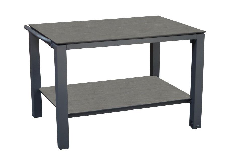 table plancha avec plateau arpa proloisirs