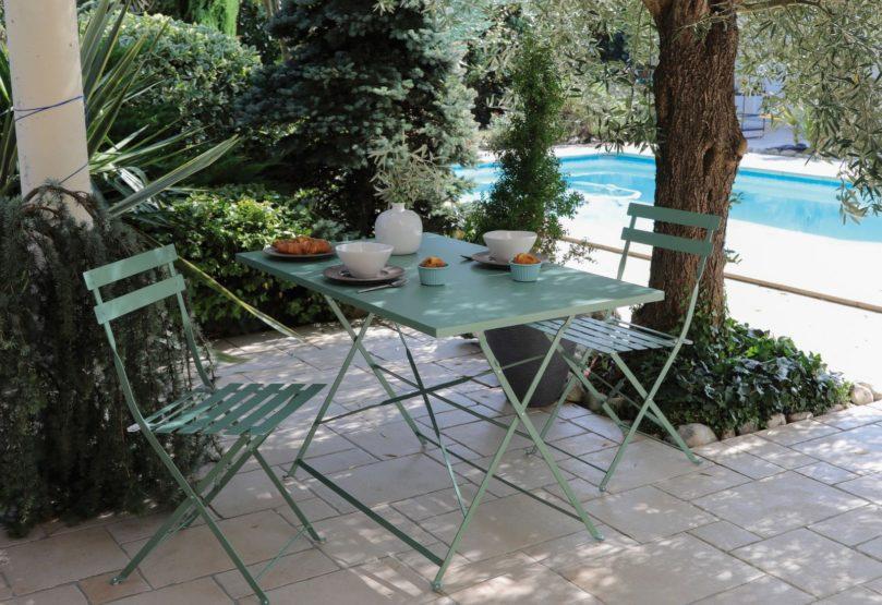 mobilier pour petite terrasse Proloisirs