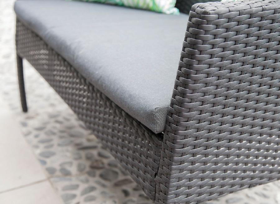 meuble en rotin vs meuble en résine tressée canapé ibiscus proloisirs