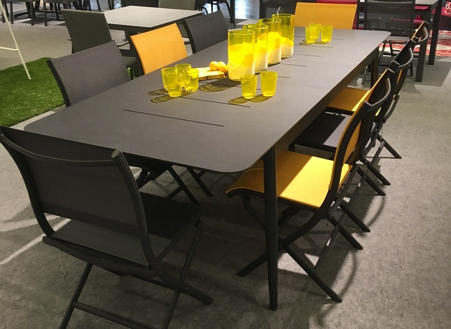 mobilier de jardin en 2020 chaise élégance proloisirs