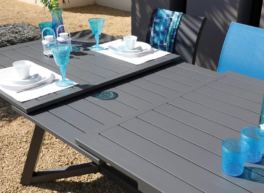mobilier de jardin en 2020 table agira proloisirs