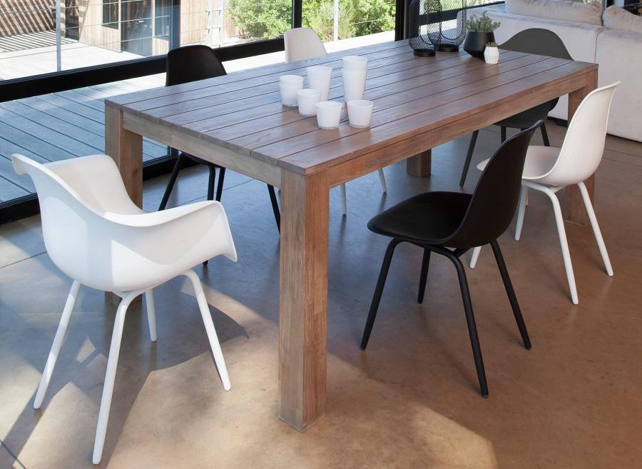mobilier de jardin pour une véranda table kéa chaise et fauteil moss proloisirs